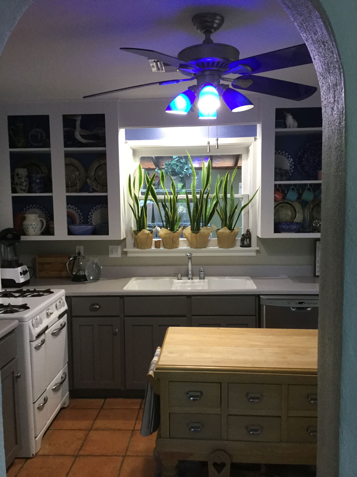Kitchen Remodel Tucson midtown 50s home | F.D.Ray Service